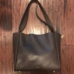 Skagen Real Leather Tote
